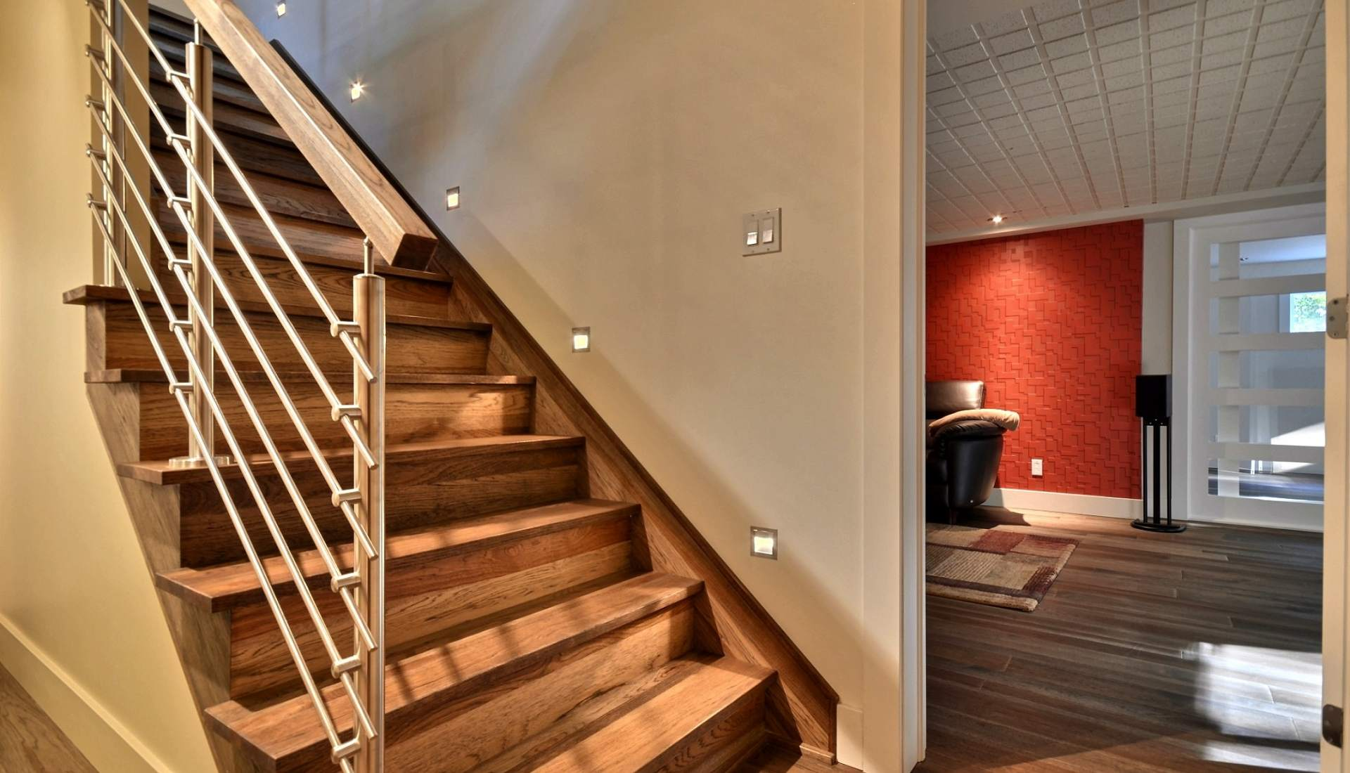david gilbert escaliers bois et m tal photos 2. Black Bedroom Furniture Sets. Home Design Ideas