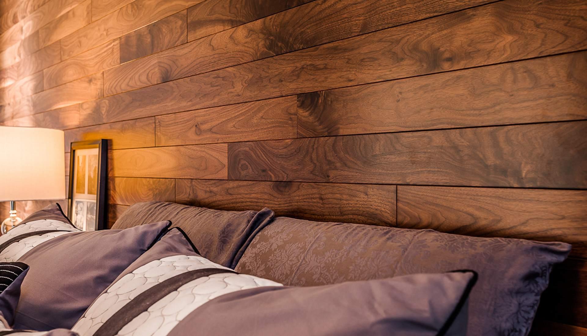 Revetement bois interieur les derni res for Revetement mural bois interieur