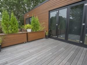 David gilbert rev tement de patio en bois torr fi photos for Revetement de patio en bois